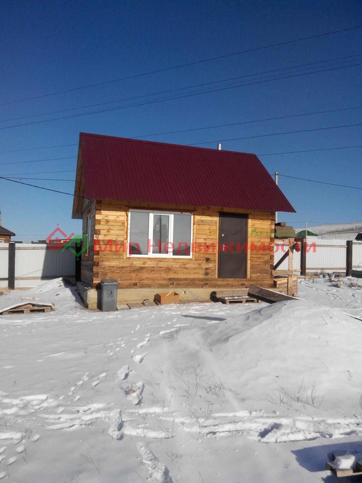продается небольшой новый дом брус 15 на 15, установлены окна и двери, печное отопле...